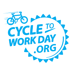 Logo for cycle to work day.org